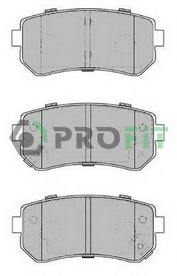 Колодки гальмівні дискові  арт. 50001956