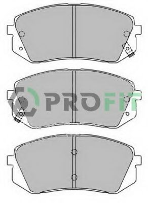 Колодки гальмівні дискові  арт. 50002022