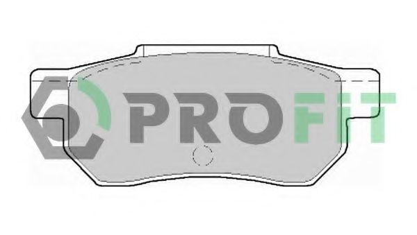 Колодки гальмівні дискові  арт. 50000621