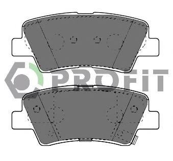 Колодки гальмівні дискові  арт. 50004387