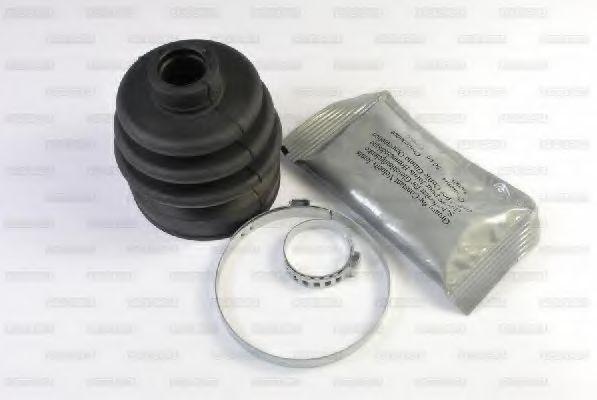 Комплект пильовиків гумових  арт. G50001PC