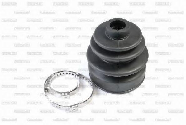 Комплект пильовиків гумових  арт. G54002PC