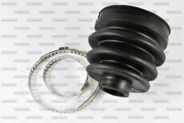 Комплект пильовиків гумових  арт. G54004PC