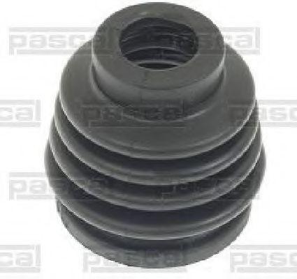 Комплект пильовиків гумових  арт. G5F000PC