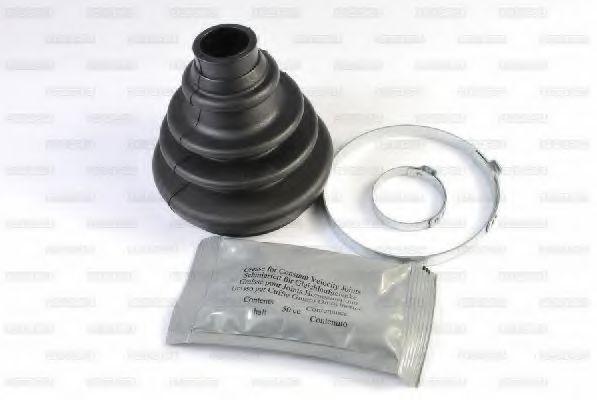 Комплект пильовиків гумових  арт. G5F009PC