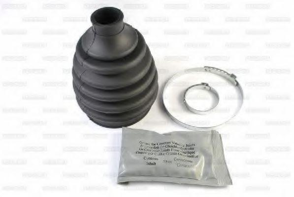 Комплект пильовиків гумових  арт. G5G020PC