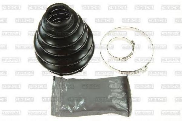 Комплект пильовиків гумових  арт. G5G025PC