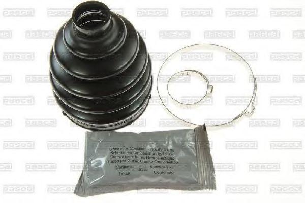 Комплект пильовиків гумових  арт. G5G026PC