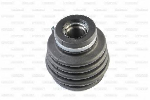 Комплект пильовиків гумових  арт. G6F003PC
