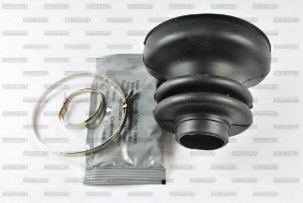 Комплект пильовиків гумових  арт. G6F018PC