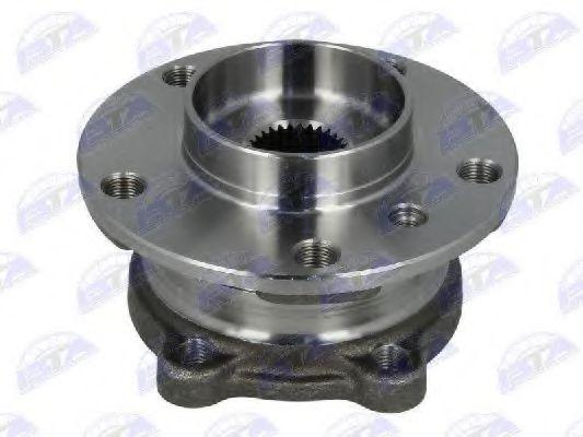 Комплект подшипников колеса  арт. H1B015BTA