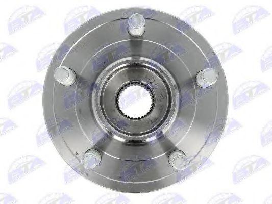 Комплект подшипников колеса  арт. H1Y042BTA