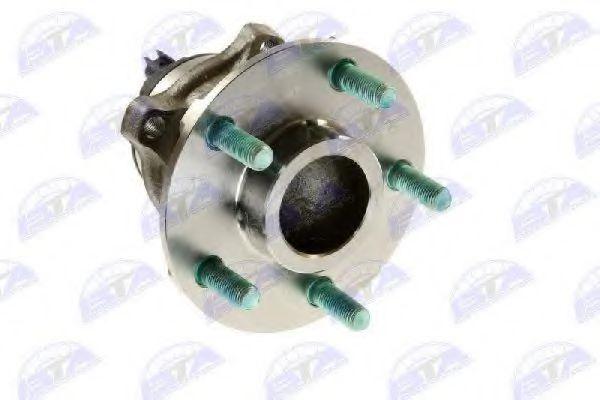 Комплект подшипников колеса  арт. H2G043BTA