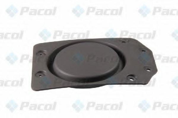 Корпус фары Фара противотуманная передняя/элементы PACOL арт. BPCSC021RL