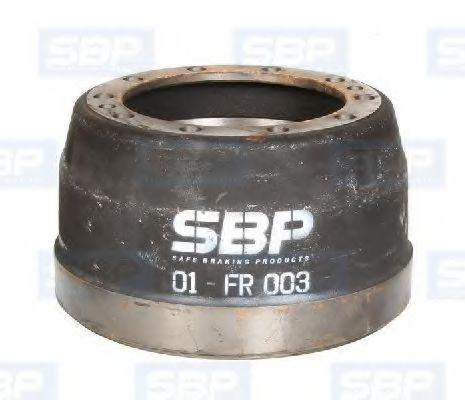 Гальмівний барабан SBP 01FR003