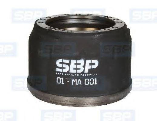 Гальмівний барабан SBP 01MA001