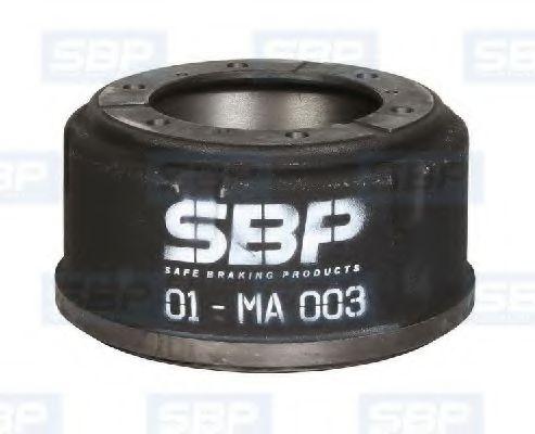 Гальмівний барабан SBP 01MA003