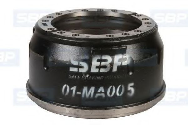 Гальмівний барабан SBP 01MA005