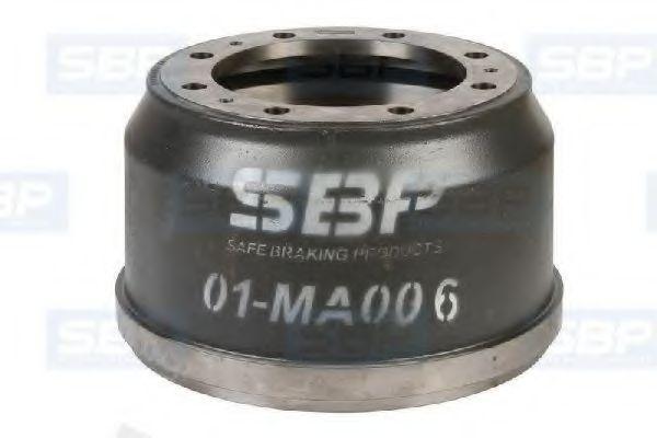 Гальмівний барабан SBP 01MA006