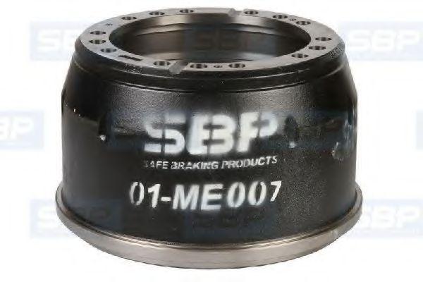 Гальмівний барабан SBP 01ME007