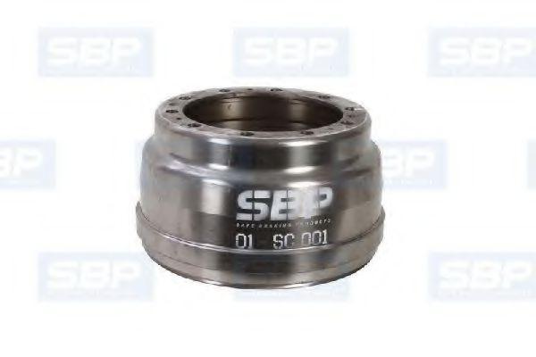 Гальмівний барабан SBP 01SC001