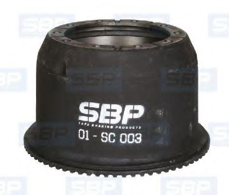 Гальмівний барабан SBP 01SC003