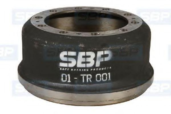 Гальмівний барабан SBP 01TR001