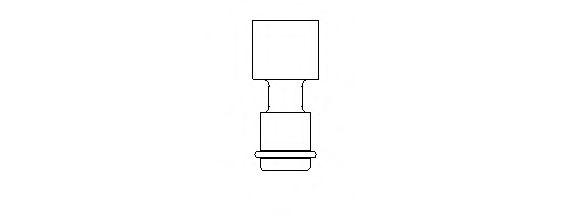 Провода зажигания Штекерная гильза, кабель зажигания BREMI арт. 1320613