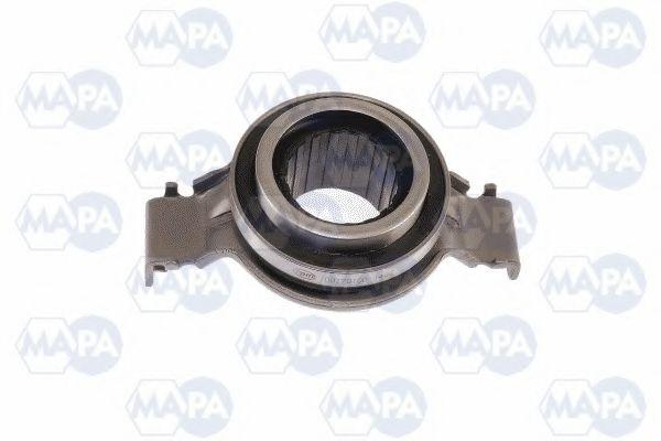 MAPA SEAT Комплект сцепления (полный)  IBIZA 0.9 89-93 MAPA 000170500