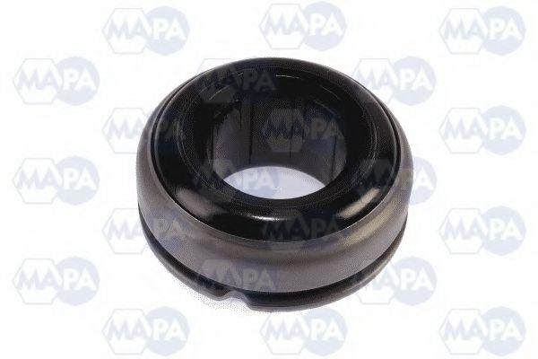 MAPA PEUGEOT Комплект сцепления (полный) 307 1.4I 01-,Citroen C2/3 180mm MAPA 004180300