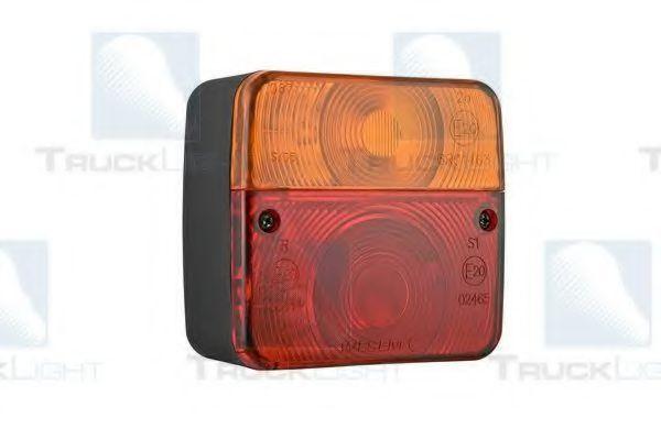 Задний фонарь Lampa tyl TRUCKLIGHT арт. TLUN025