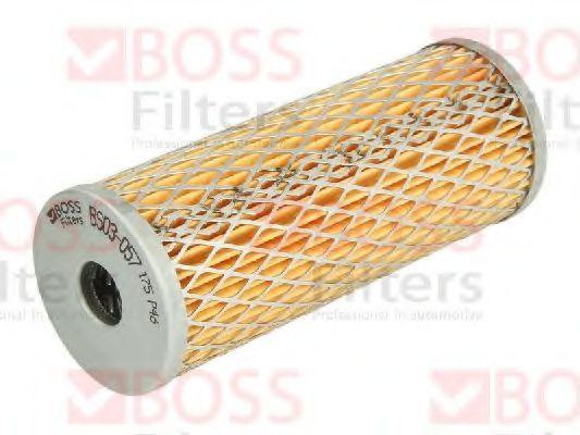 Фильтр гидроусилителя руля Фильтр гидравлики коробки передач BOSS FILTERS арт. BS03057
