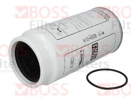 Фільтр палива BOSSFILTERS BS04014
