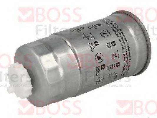 Фільтр палива BOSSFILTERS BS04089
