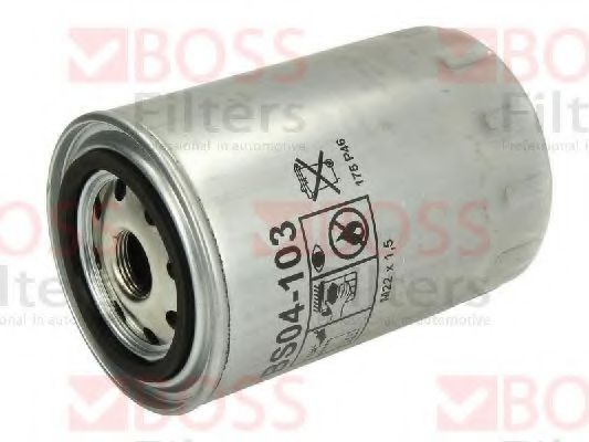 Фільтр палива BOSSFILTERS BS04103