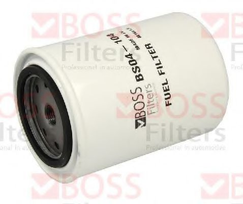 Фільтр палива BOSSFILTERS BS04104