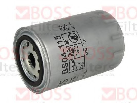 Фільтр палива BOSSFILTERS BS04115