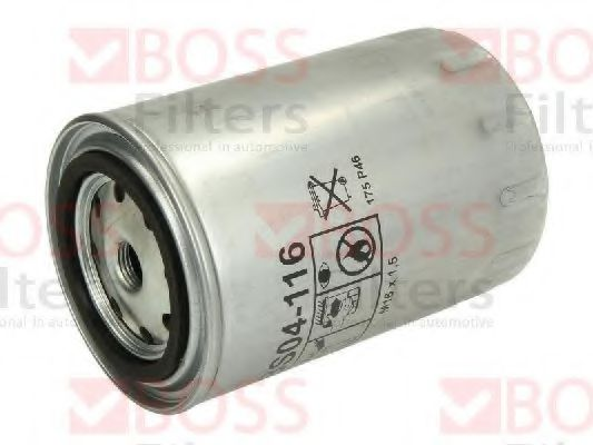 Фільтр палива BOSSFILTERS BS04116