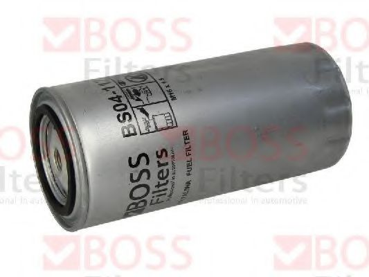 Фільтр палива BOSSFILTERS BS04117