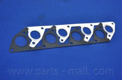 Прокладка колектора двигуна металева  арт. P1LA034
