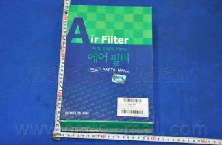 Воздушный фильтр Фильтр воздушный HYUNDAI SANTAFE(CM) 05MY(-SEP 2006)  PARTSMALL арт. PAA055