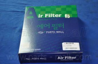Воздушный фильтр Фильтр воздушный PARTSMALL арт. PAV002