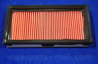 Воздушный фильтр Фильтр воздушный NISSAN MICRA(K12E) 02-  PARTSMALL арт. PAW067