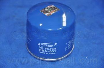 Фильтр масляный HYUNDAI EXCEL-2 (пр-во PARTS-MALL) PARTS MALL арт. PBA001