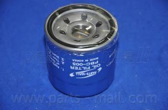 Фильтр масляный (пр-во PARTS-MALL)                                                                    арт. PBC005