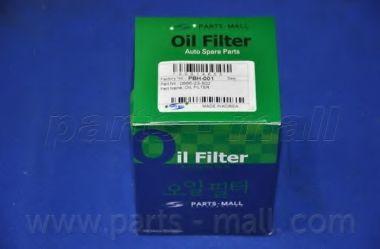 Масляный фильтр Фильтр масляный PARTSMALL арт. PBH001