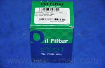 Масляный фильтр Фильтр масляный PARTSMALL арт. PBW109