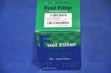 Топливный фильтр Фильтр топливный HYUNDAI Accent III, Getz, Grandeur, ix35, Matrix  PARTSMALL арт. PCA047