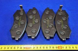 5810138A50 Колодки тормозные дисковые PMC  арт. PKA003