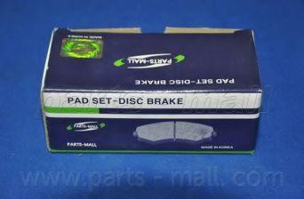 58215341S0 Колодки тормозные дисковые PMC  арт. PKA010